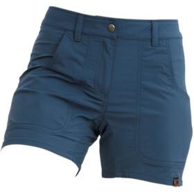 Wild Country Mission Pantaloncini Donna, blu
